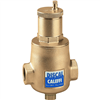 "Caleffi 2"" NPT female Discal NPT Air Separator with ½"" service check valve 551009AC"