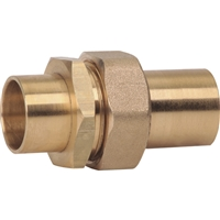 "Caleffi 1"" sweat union In-line flow check valve NA51069"