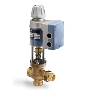 "Siemens 1"" Magnetic Valve Steam"