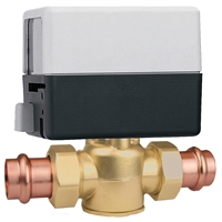 Caleffi Z44P 2-Way Zone Valve. Z44P