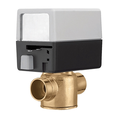 Caleffi Z4 2-Way Zone Valve. Z45