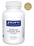 Buffered Ascorbic Acid / Pure Encapsulations  /  90 vcaps