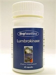 Lumbrokinase / Allergy Research Group / 60 enteric-coated capsules
