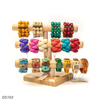 Tagua Bracelet Display Bundle