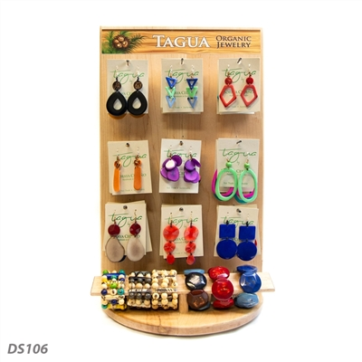 Tagua Bracelts &  Earrings Program