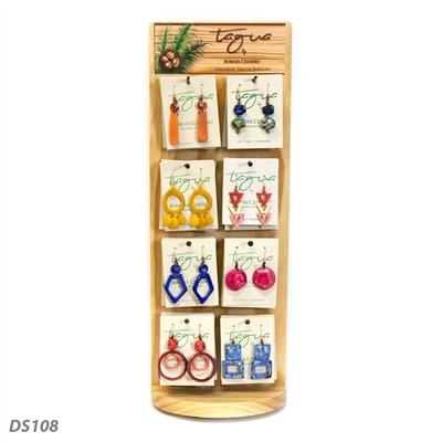 Tagua Earring Program