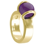 Vermeil Itty Bitty Mod Ring