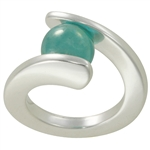 Vermeil Itty Bitty Orbit Ring