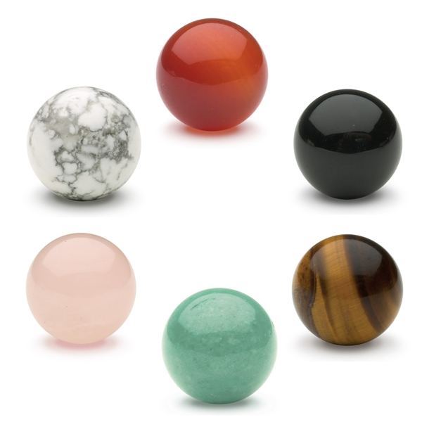 The Basic Gem Marble Set