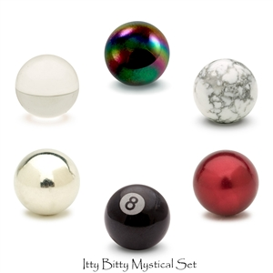 Witchy Woman Marble Set