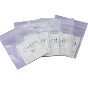 Polishing Cloths (Pack of 5)