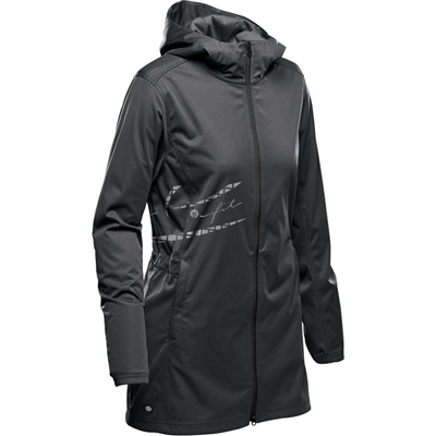 LADIES' STORMTECH BELCARRA SOFTSHELL