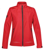 LADIES' STORMTECH ENDURANCE SOFTSHELL