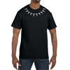 Men's Black Panther Reflective T-Shirt