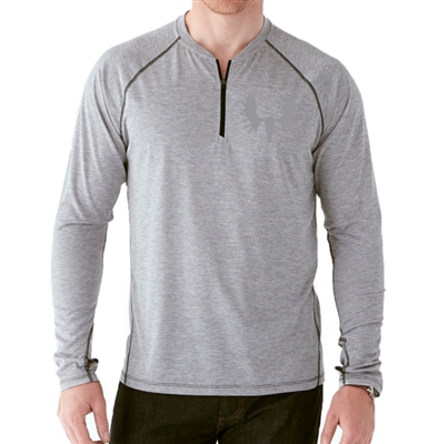 Men's Quadra Long Sleeve Top