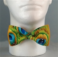 Tropical Sunrise Bow Tie - Unisex