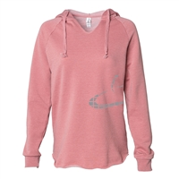 VC Sport California Wave Wash Hoodie for Women