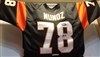 Anthony Munoz Signed Replica Jersey