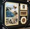 U.S. Army Collage w/Coin Framed