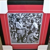 Bob Hope & Woody Hayes Framed 11 x 14