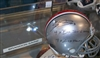 Brandon Saine Signed Mini Helmet w/Case