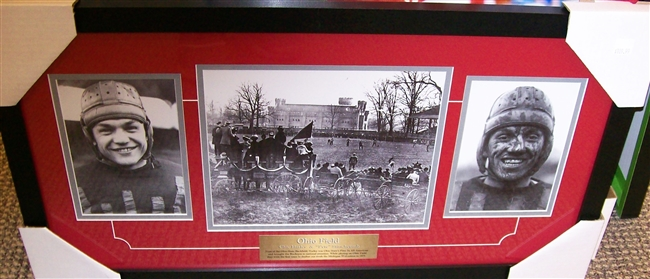 Chic Harley and Pete Stinchcomb Collage Framed