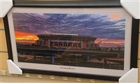 First Energy Stadium Oversized Framed