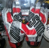 Game-Used Ohio State Buckeyes Football Gloves