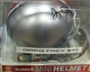 Greg Frey Mini Helmet