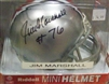 Jim Marshall Mini Helmet