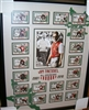 Jim Tressel All-Americans Collage Framed