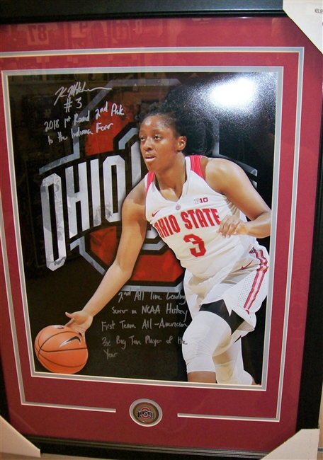 Kelsey Mitchell 16 x 20 Framed