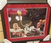 Michael Thomas Signed 16 x 20 Framed
