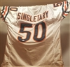 Mike Singletary Signed Replica Jersey