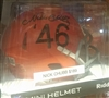 Nick Chubb Signed Mini Helmet