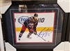 Nick Foligno Signed 11 x 14 Framed