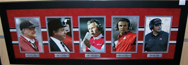 *Updated* Ohio State Head Coaches Small Collage