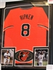 Cal Ripken Jr.  Signed Jersey Collage Framed