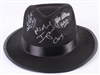 The Sopranos Signed Black Fedora