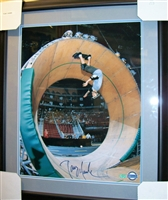 Tony Hawk Signed 16 x 20 Framed