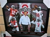 Urban Meyer's Quarterbacks Collage 16 x 20 Framed