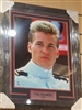 Val Kilmer Signed Top Gun 16 x 20 Framed