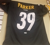 Signed Pittsburgh Steelers Willie Parker Jersey