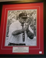 Woody Hayes Framed 11 x 17