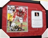 Zach Boren Signed 8 x 10 Gold Pants Collage Framed