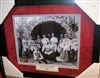 The First Ohio State Football Team 8 x 10 Framed