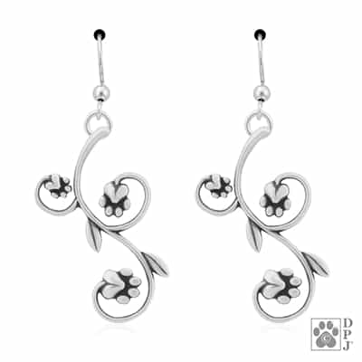 Sterling Silver Life's Treasures Earrings