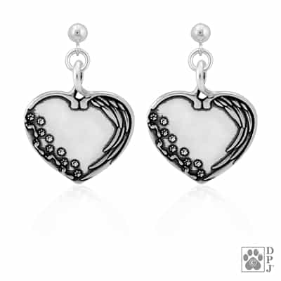 OUT OF STOCK Sterling Silver Until We Meet Again Earrings