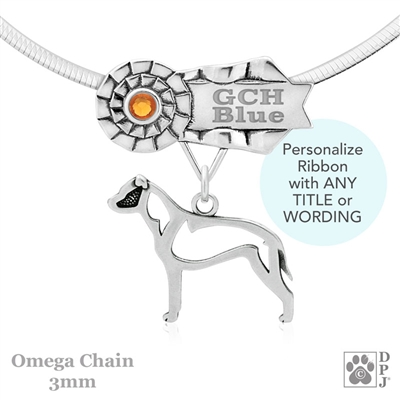 Best In Show American Staffordshire Terrier Jewelry, Best In Show American Staffordshire Terrier Pendant, Best In Show American Staffordshire Terrier Necklace