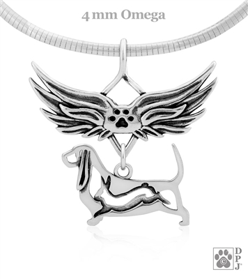 Sterling Silver Basset Hound Memorial Jewelry, Basset Hound Pet Loss, Basset Hound Death, Death Of Dog Gifts, Pet Remembrance Gifts, Pet Loss, Basset Hound Pet Death, Basset Hound Death Of Pet, Basset Hound Pet Memorial Gifts,